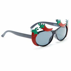 Red Chilli Pepper Novelty Glasses